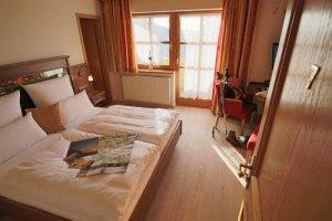 Zimmer 7 mit Abendsonne